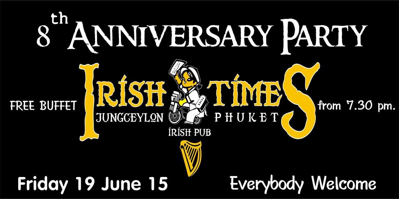Irish Times Phuket