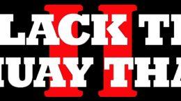 Black Tie Muay Thai