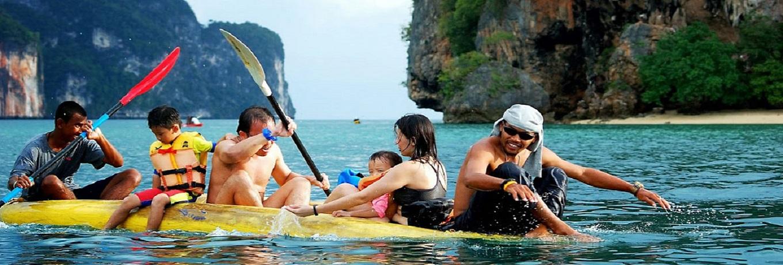 Phuket Canoe Tours