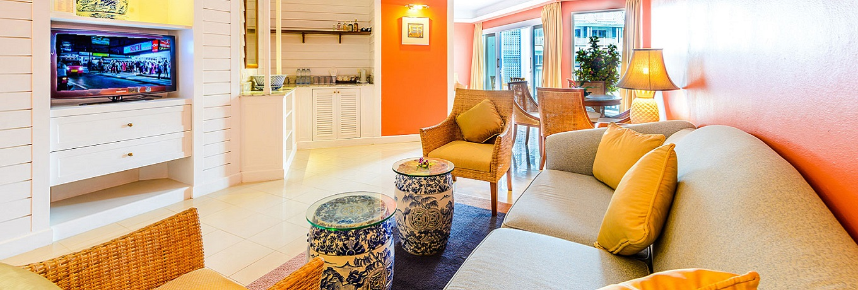 Karon beach hotels